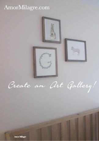 Amor Milagre Create an Art Gallery! amormilagre.com