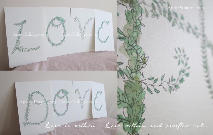 Amor Milagre Love Dove Vegan Organic recipe amormilagre.com Art, Design, Animals, Illustrated Garden Letters, Shoe Design, Nursery, Baby & Child, any age any space Interior Design peaceful organic design