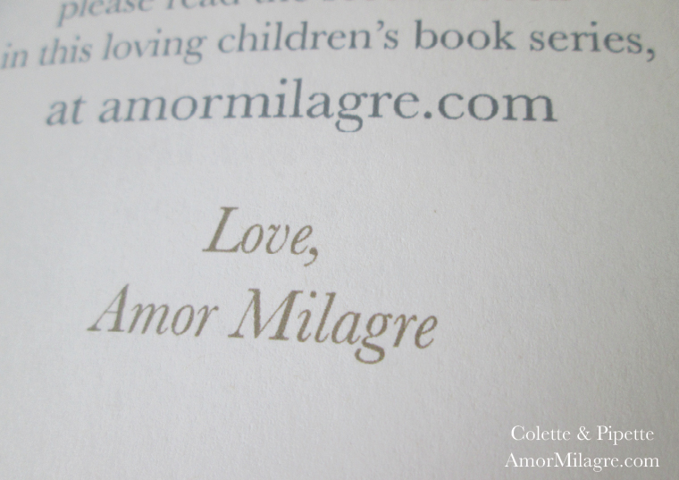 Amor Milagre Bookshop Colette & Pipette Won't Use the Toilet New Ethically Handmade Children's Book Loving amormilagre.com