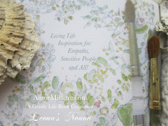 Amor Milagre Presents Leona's Nonna 1st Summer Festival The Love Letter Diaries #1 ethical book series back cover 2 amormilagre.com