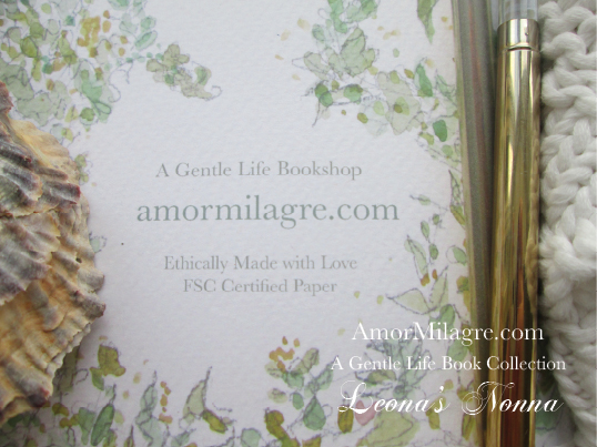 Amor Milagre Presents Leona's Nonna 1st Summer Festival The Love Letter Diaries #1 ethical book series back cover 3 amormilagre.com