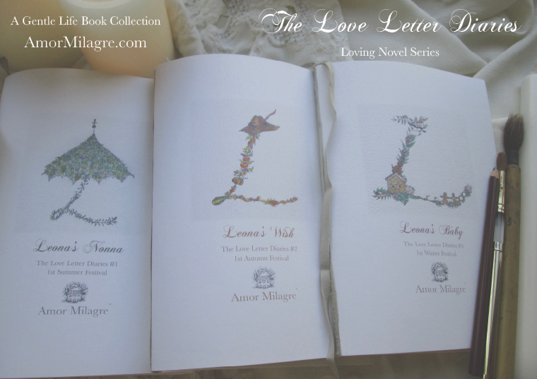 Amor Milagre Presents The Love Letter Diaries Loving Novel Series ethical book amormilagre.com